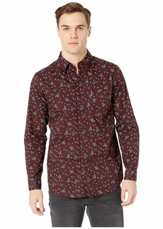 Ben Sherman Long Sleeve TNL Paisley Print Shirt