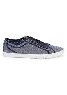 Ben Sherman Low-Top Lace-Up Sneakers