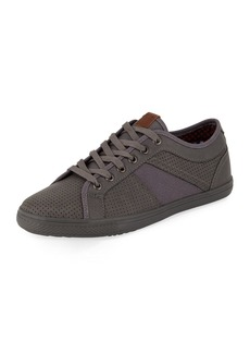 Ben Sherman Mason Low-Top Mixed-Media Sneaker