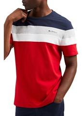 Men's Ben Sherman Colorblock Stripe Stretch Cotton T-Shirt