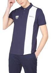 Men's Ben Sherman Team Gb Block Stripe Polo Shirt