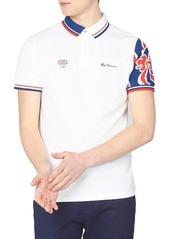 Men's Ben Sherman Team Gb Lion Polo Shirt