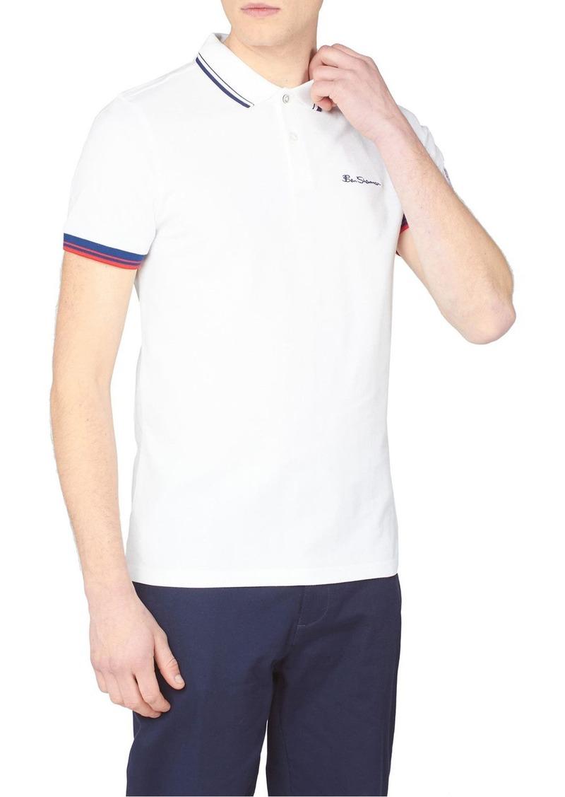 Men's Ben Sherman Team Gb Signature Polo Shirt