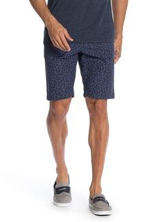 Ben Sherman Animal Print Shorts