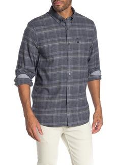 Ben Sherman Mini Herringbone Check Shirt