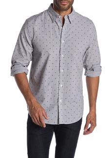 Ben Sherman Mini Umbrella Long Sleeve Union Fit Shirt