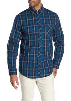 Ben Sherman Mod Plaid Shirt