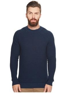 Ben Sherman Mouline Rib Crew Sweater