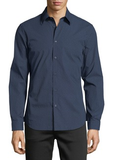 Ben Sherman Optic Checkerboard Sport Shirt