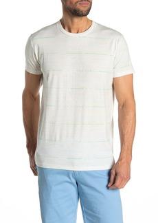 Ben Sherman Palm Striped Styled T-Shirt