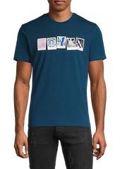 Ben Sherman Photo Stack Graphic T-Shirt