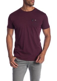 Ben Sherman Pocket Print Crew Neck T-shirt
