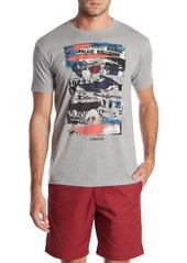 Ben Sherman Post No Bills Graphic T-shirt