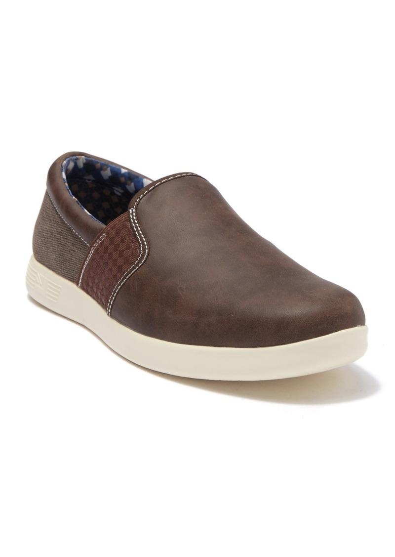 Ben Sherman Presley Gingham Slip-On Sneaker