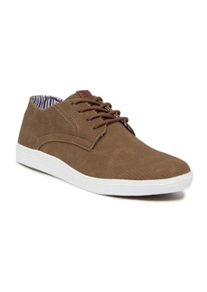 Ben Sherman Preston Perforated Suede Sneaker