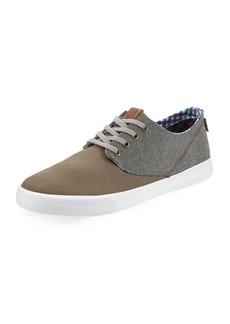 Ben Sherman Ron Update Fabric Sneaker