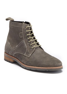 Ben Sherman Rugged Perf Distressed Northern Suede Boot