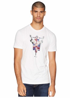 Ben Sherman Scooter Flag Graphic Tee
