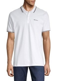 Ben Sherman Script Cotton Polo