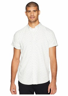 Ben Sherman Short Sleeve Shadow Spot Print Shirt