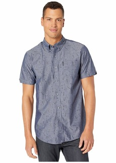 Ben Sherman Short Sleeve Tool Time Print Shirt