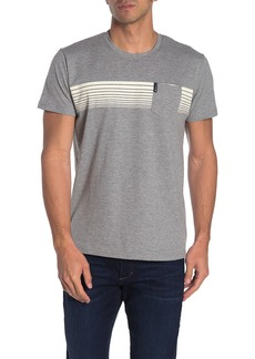 Ben Sherman Striped Crew Neck T-Shirt
