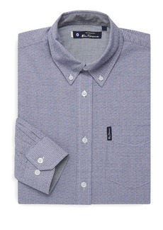 Ben Sherman Textured Dress Shirt