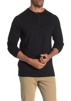 Ben Sherman Thermal Sleeve Henley Shirt