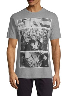Ben Sherman Triple Photo Graphic Tee