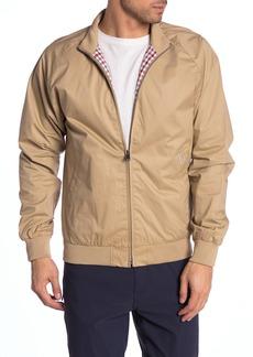 Ben Sherman Updated Harrington Jacket