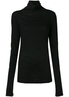 Ben Taverniti Unravel Project mock neck sweater
