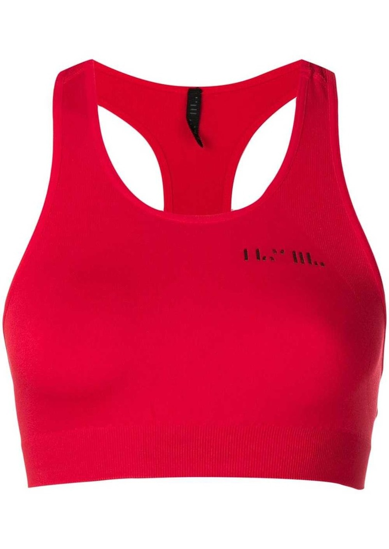 Ben Taverniti Unravel Project cropped sports top
