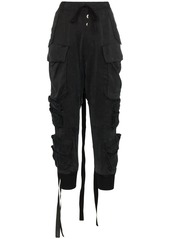 Ben Taverniti Unravel Project dropped-waist trousers