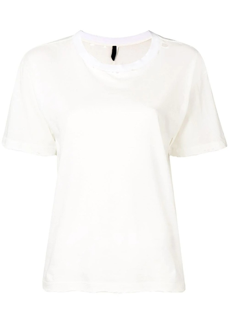Ben Taverniti Unravel Project basic T-shirt