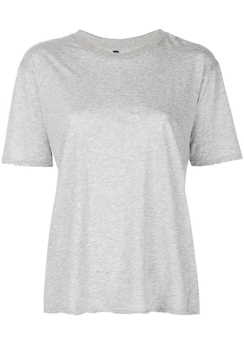Ben Taverniti Unravel Project distressed skate T-shirt