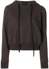 Ben Taverniti Unravel Project cropped hoodie