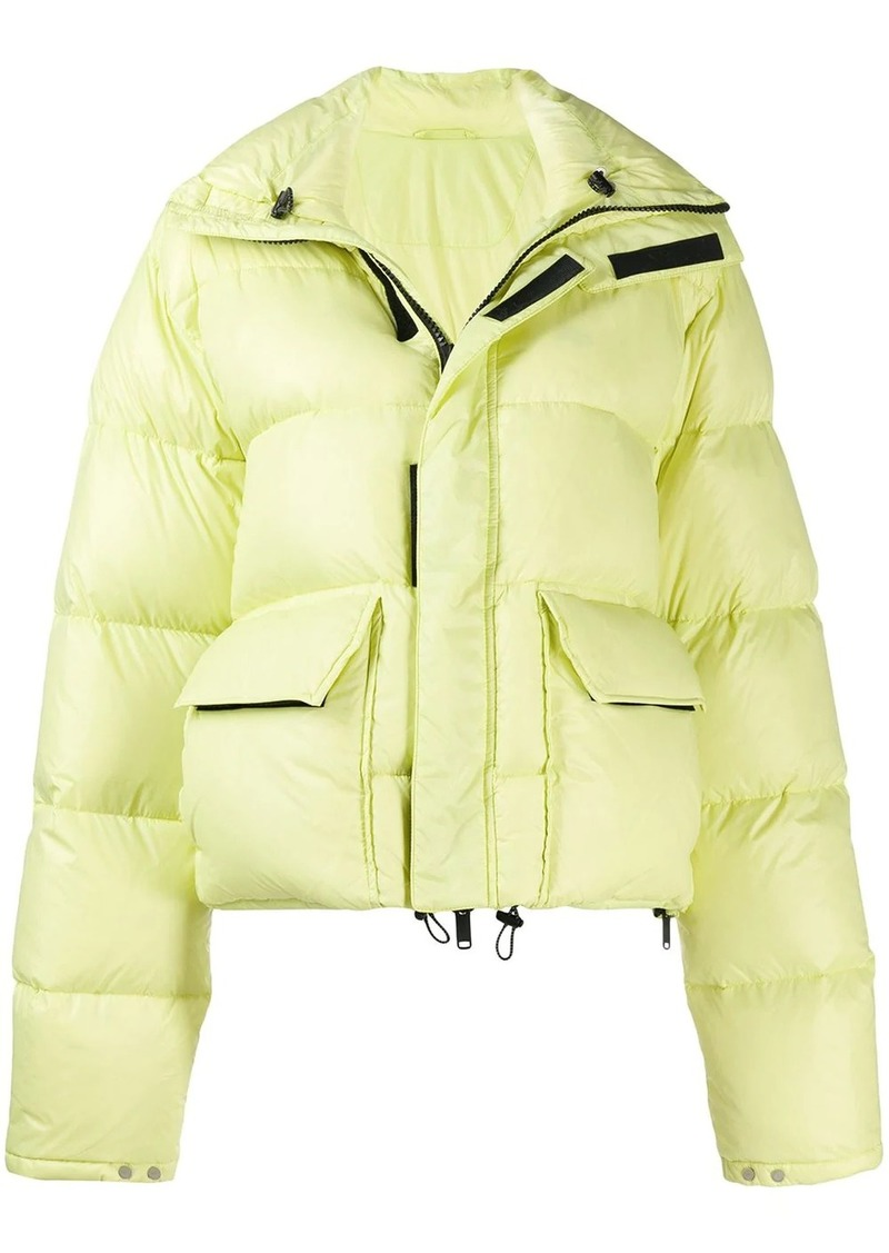 Ben Taverniti Unravel Project regular puffer jacket