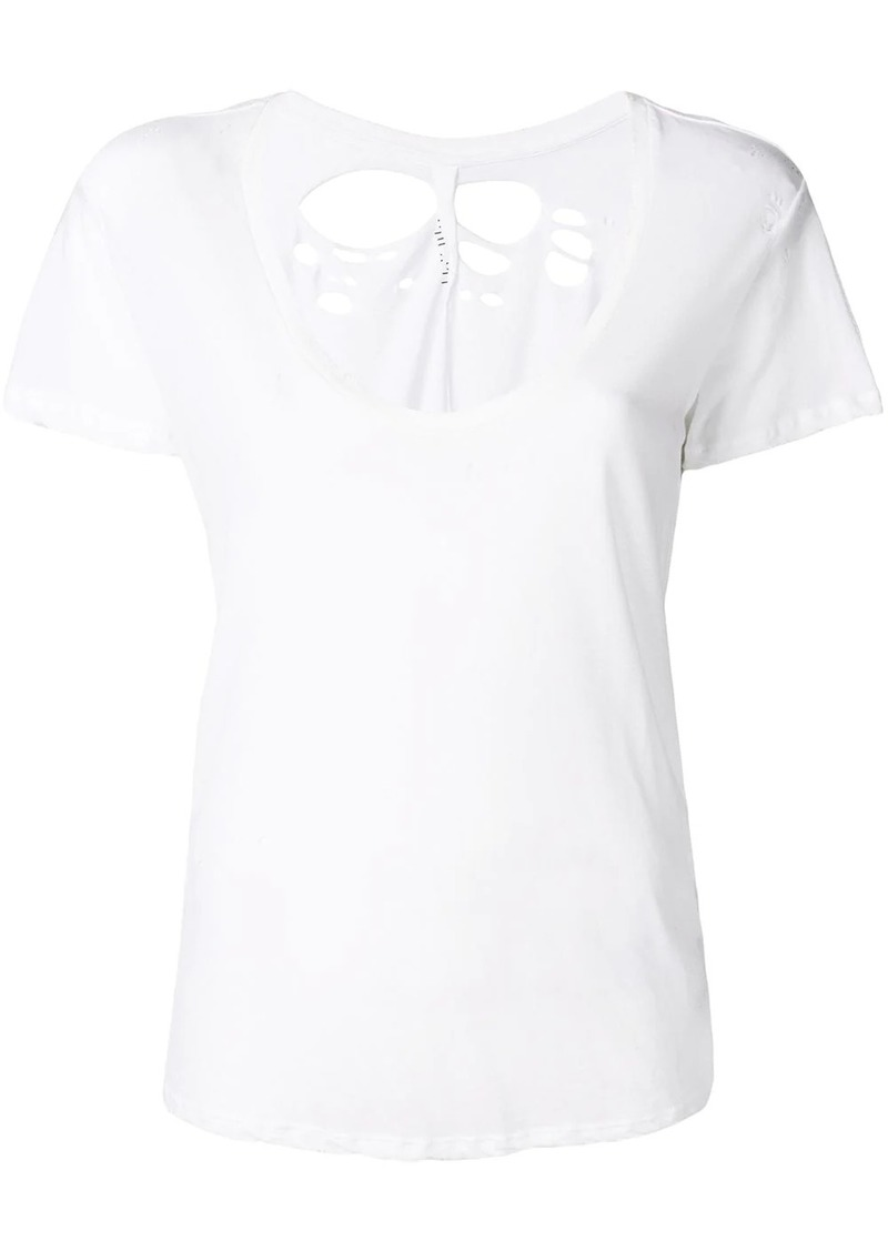 Ben Taverniti Unravel Project classic short-sleeve T-shirt