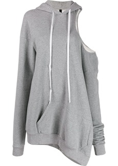 Ben Taverniti Unravel Project hoody dress
