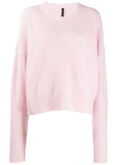 Ben Taverniti Unravel Project relaxed fit jumper