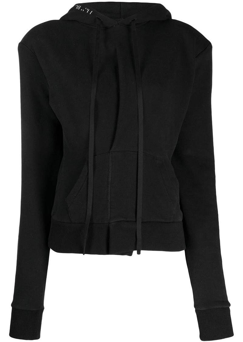 Ben Taverniti Unravel Project slim-fit hoodie