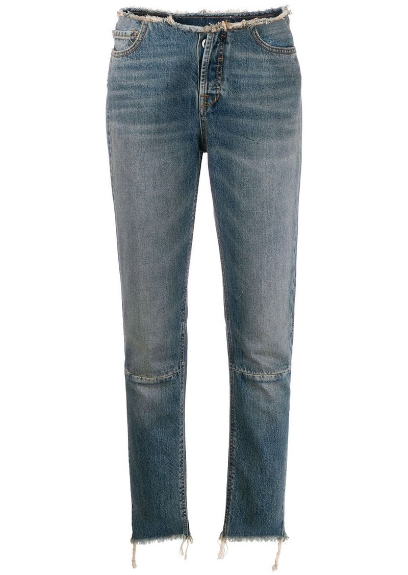 Ben Taverniti Unravel Project slim-fit jeans