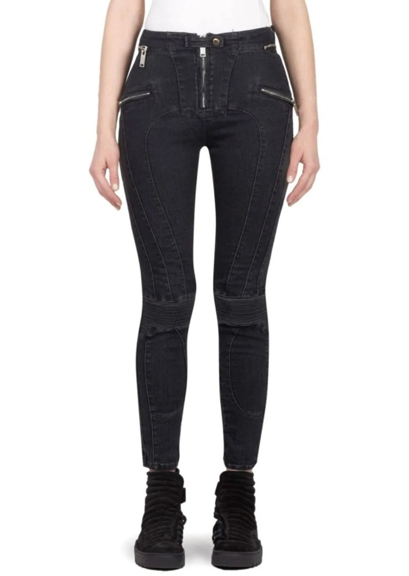 Ben Taverniti Unravel Project Stretch Moto Jeans