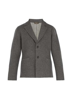 Berluti Cashmere and wool-blend blazer