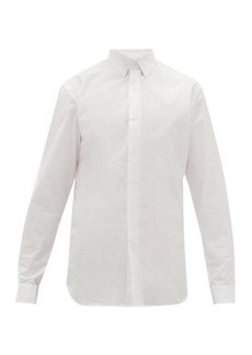 Berluti Formal cotton-poplin shirt