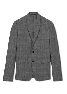 Berluti Men's Glen Plaid Travel Suit Jacket