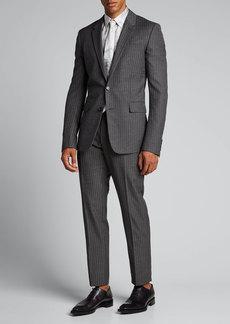 Berluti Men's Pinstriped Two-Piece Suit