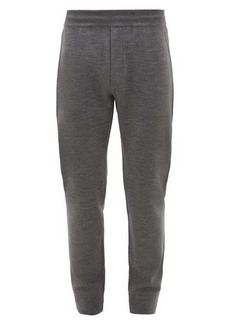 Berluti Stretch wool-blend track pants