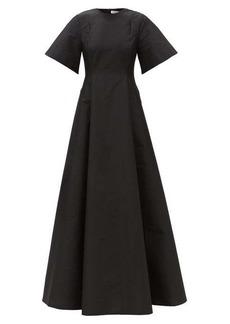 Bernadette Madeline taffeta dress