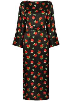 BERNADETTE jackie belted dress